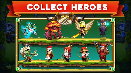 King Rivals: War clash PvP RTS multiplayer game 1.0.99 (Mod Money)