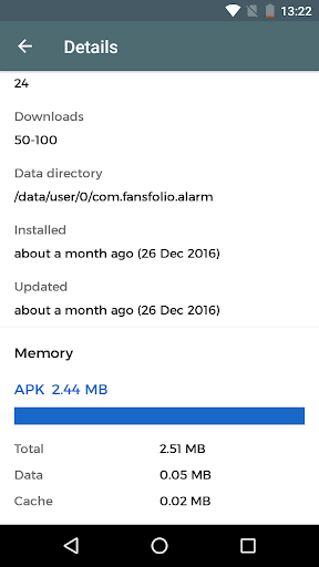 Apps Store - Your Play Store [App Store] Manager 0.324 Screenshots 5