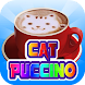 Cat Puccino free relaxing games for stress relief