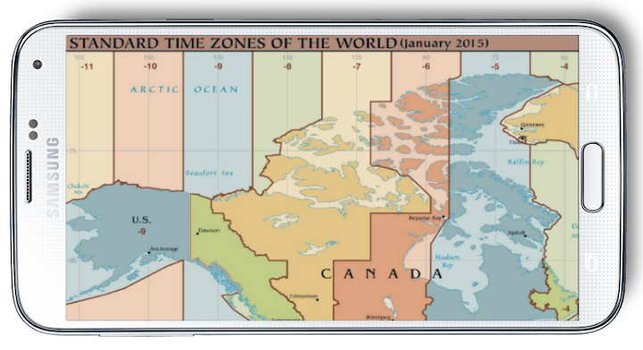 World map time zone on google play reviews stats world map time zone android app screenshot gumiabroncs Choice Image