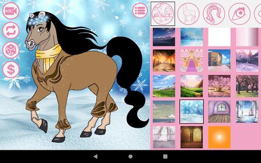 Avatar Maker: Horses screenshot 20