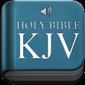 King James Bible Audio - KJV Offline Holy Bible icon
