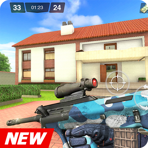 Special Ops: FPS PvP War-Online gun shooting games