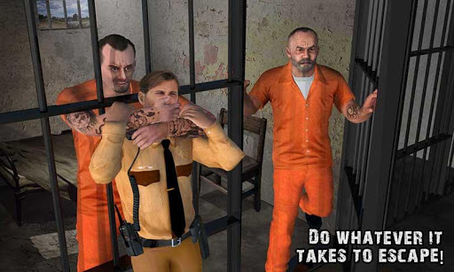 alcatraz prison escape plan: jail break story 2018 screenshot 3