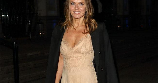 Geri Horner wanted uplifting talent show