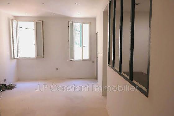 Vente appartement 3 pièces 54,05 m2