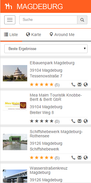 Magdeburg- screenshot