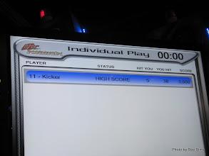 Photo: (Year 3) Day 28 - Edwards Score at Lazer Tag