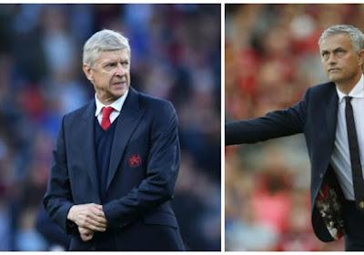"""Mourinho sur Wenger : """"Mon dernier titre remonte à 18 mois, le sien à 18 ans"""""""