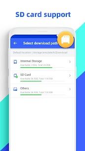 Nova video downloader: Download video from web 5