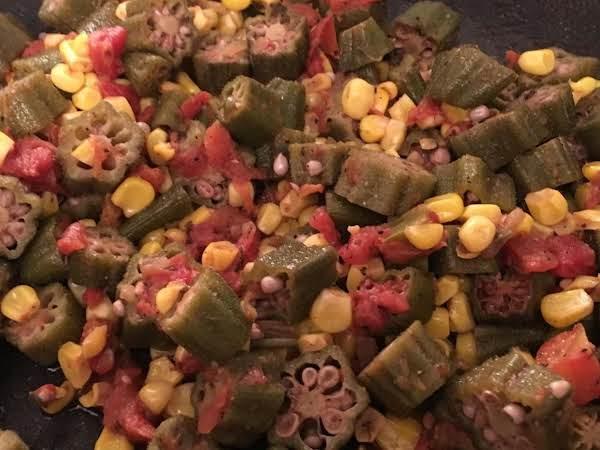 Creole-style Okra Recipe