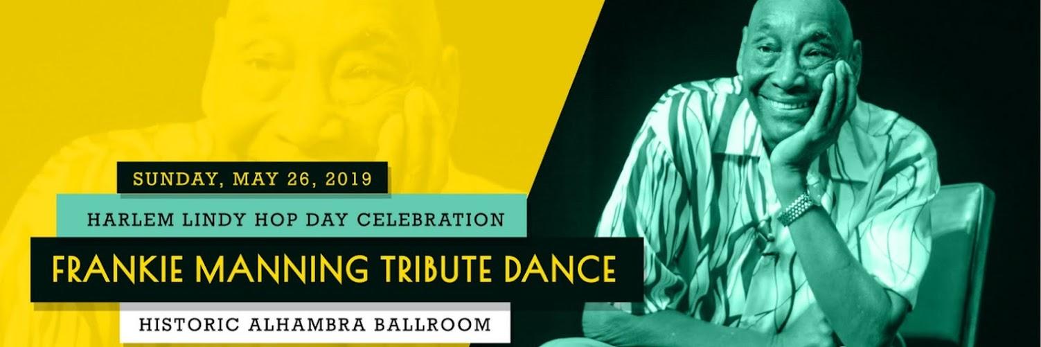 Sunday Night - Frankie Manning Tribute Dance