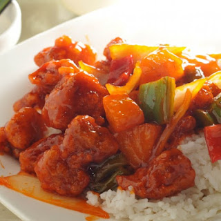 Jerri's Sweet And Sour Pork