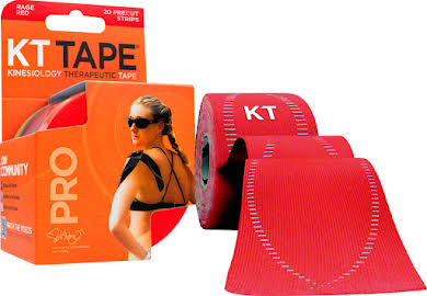 KT Tape Pro Kinesiology Therapeutic Body Tape: Roll of 20 Strips alternate image 5