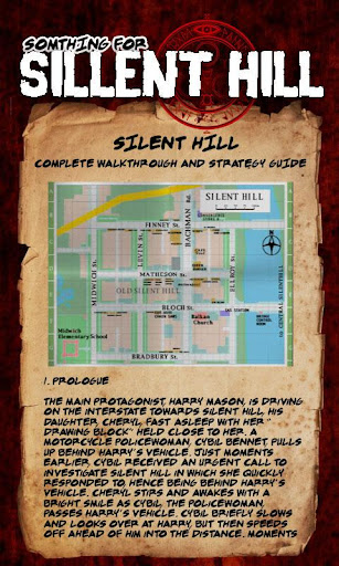 Something for Silent Hill 1