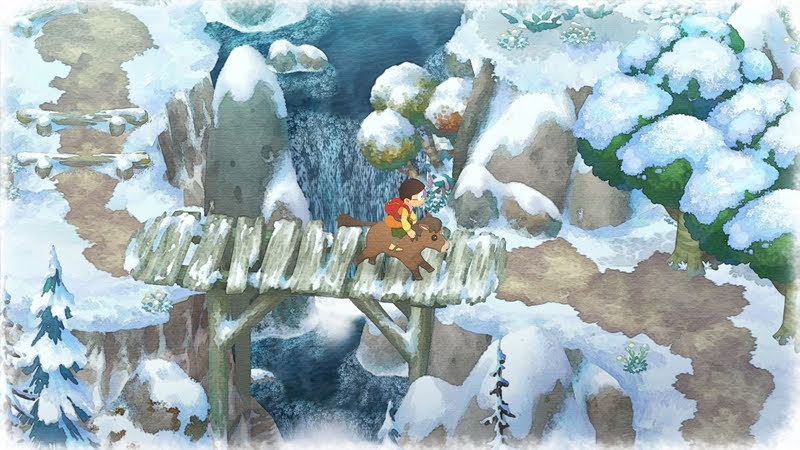 Doraemon Story of Seasons ภาษาไทย PS4