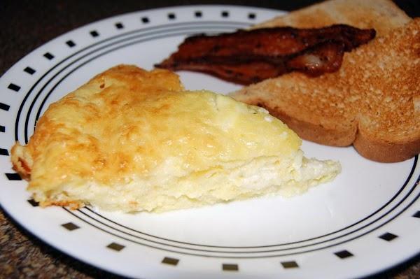 Egg Cheese Casserole Recipe