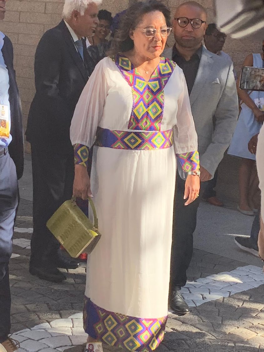 Patricia de Lille ahead of the state of the nation address in parliament in Cape Town on February 7 2019.