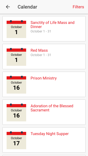 Order of Malta American Assoc- screenshot