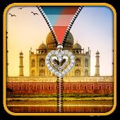 Taj Mahal Zipper UnLock