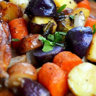 Winterfell Root Vegetables | Game of Thrones Recipes