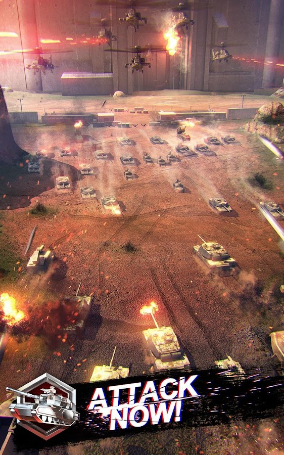 Screenshots of Invasion: Modern Empire for iPhone