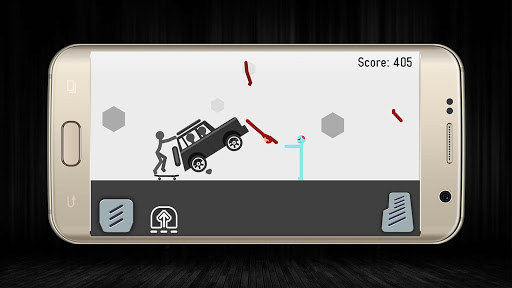Stickman Ragdoll Annihilation  screenshots 3