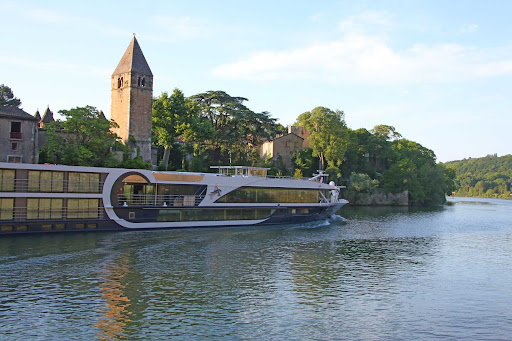 Avalon Poetry II features itineraries along the Saone River in eastern France.