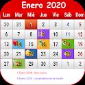 Argentina Calendario 2020 icon