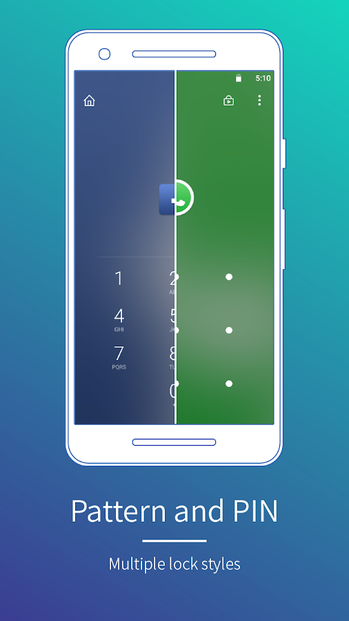 Smart AppLock  (App Protect)- screenshot