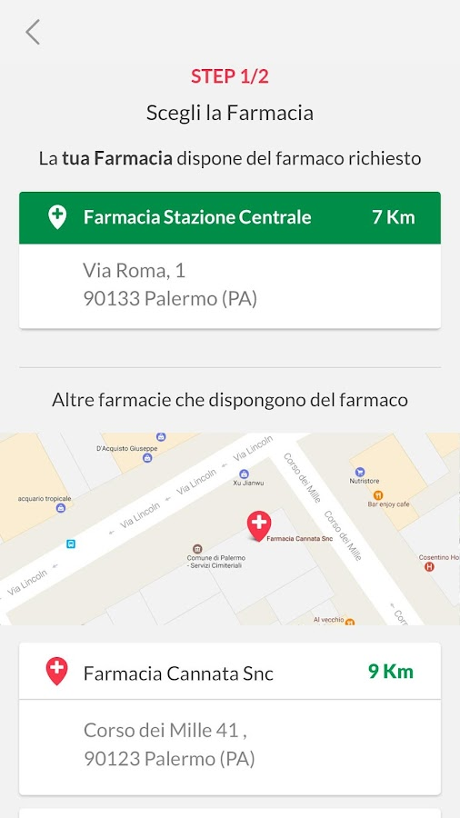 Farmacè- screenshot