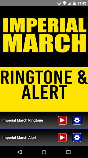 Imperial March Ringtone Alert