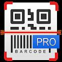 Barcode & QR Scanner Pro icon