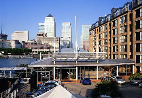 Photo Hilton London Docklands Riverside Hotel