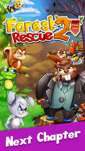 Forest Rescue 2 Friends United  screenshots 24