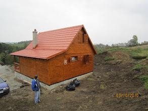 Photo: chata 3 - JANEK 3 podľa želania zákazníka
