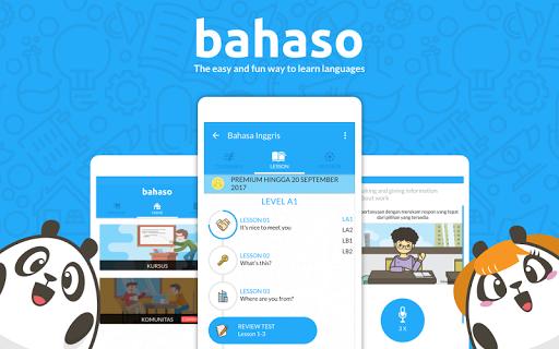 Bahaso: Learn Languages screenshots 1