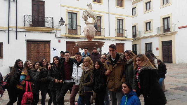 Visita a los museos de Córdoba