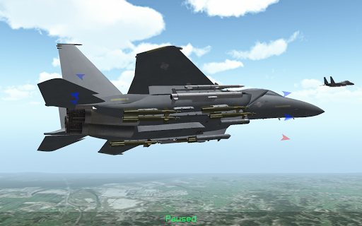 Strike Fighters apkmr screenshots 8
