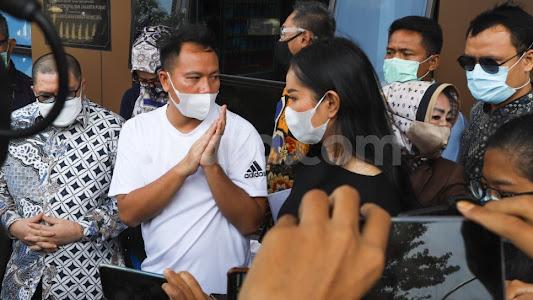 Beri Maaf, Vicky Prasetyo Tetap Ingin Angel Lelga Dipenjara