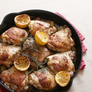 Cast Iron Chicken.