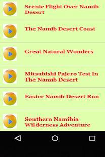 Explore Namibia Desert - náhled