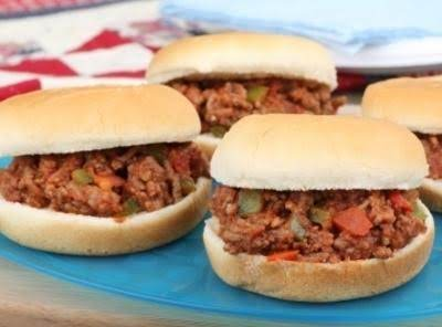 Ellen's Easy Sloppy Joes Recipe