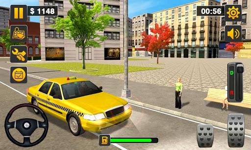 Taxi Driver 3D - Taxi Simulator 2018 1.03 screenshots 1