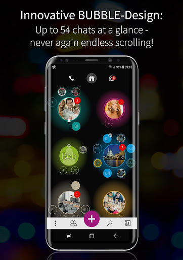 BubCon Messenger 1.4.245 screenshots 1