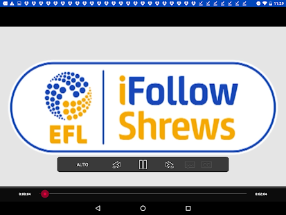 Shrewsbury Town Official App- screenshot thumbnail