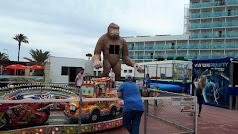 El mono de la Urba ya está de vuelta.