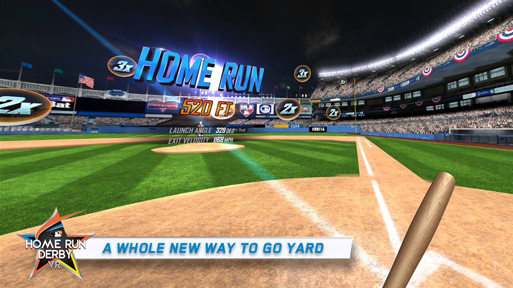 MLB.com Home Run Derby VR- screenshot
