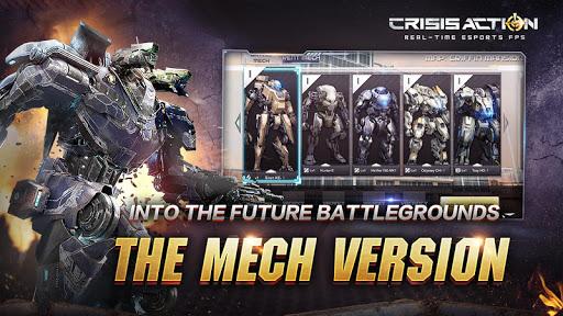 Crisis Action: Rise of Mech screenshots 2