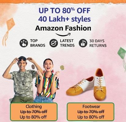 Amazon Great Freedom Sale Amazon Fashion
